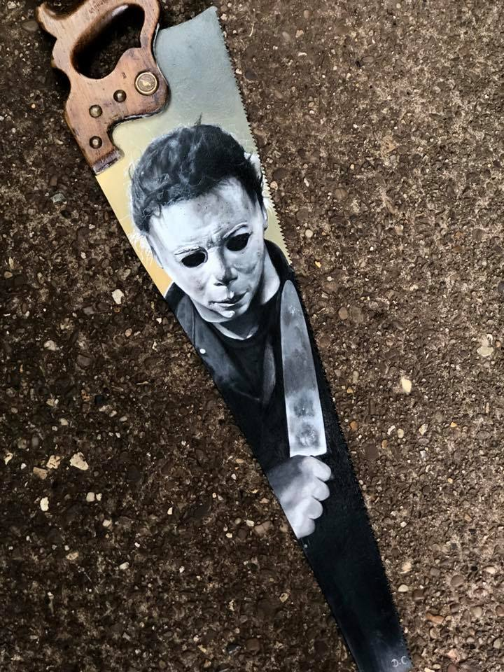 Michael Myers Saw